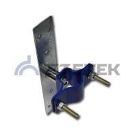 Кронштейн для мачты 35 мм на планке, сталь