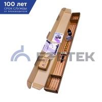 Комплект заземления EZ – 6 (6 метров, 16 мм, 5 х 1200 мм) с насадкой SDS-max