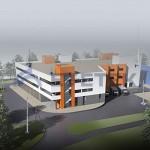 Молниеотводы для крупных промышленных зданий