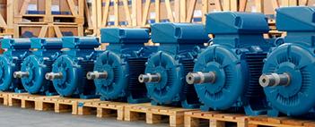 Двигатели, приводная техника